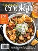 Louisiana Cookin' Magazine | 9/2018 Cover