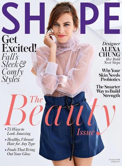 Shape Cover - 10/1/2018