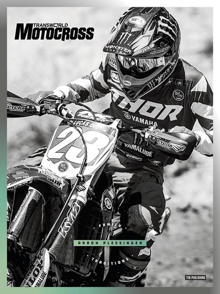 Transworld Motocross Cover - 10/1/2018