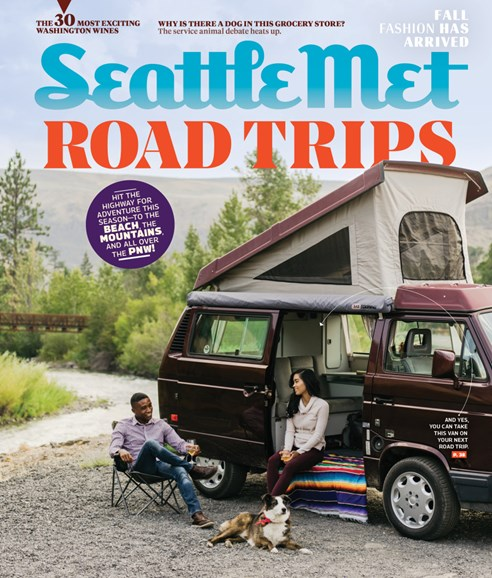 Seattle Met Cover - 10/1/2018