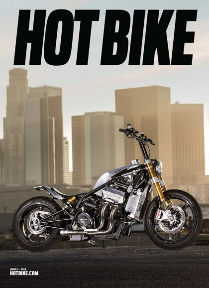 Hot Bike Cover - 11/1/2018