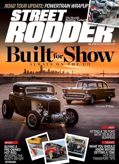 Street Rodder Cover - 11/1/2018