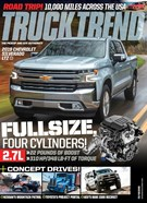 Truck Trend Magazine 11/1/2018