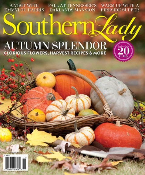 Southern Lady Cover - 10/1/2018