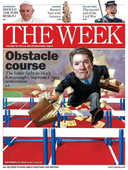 The Week Cover - 9/14/2018
