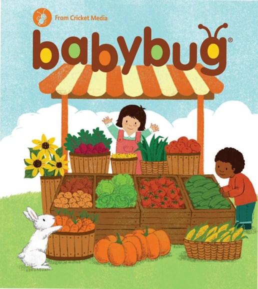 Babybug Cover - 9/1/2018