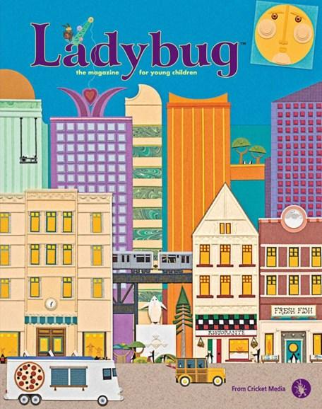 Ladybug Cover - 9/1/2018