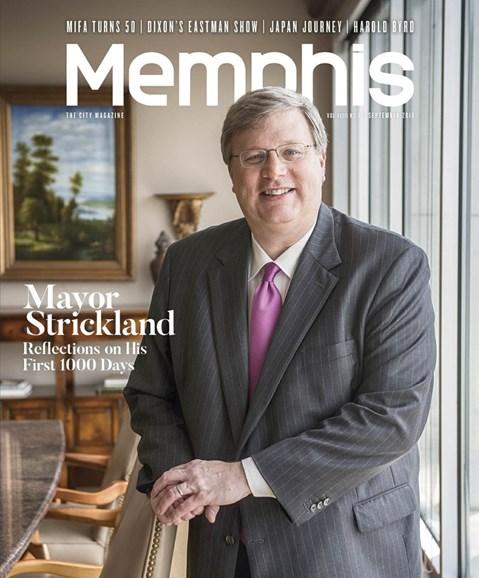 Memphis Cover - 9/1/2018