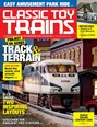 Classic Toy Trains Magazine | 10/2018 Cover