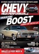 Chevy High Performance Magazine 11/1/2018