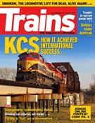 Trains Magazine 10/1/2018