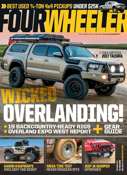 Four Wheeler Cover - 11/1/2018