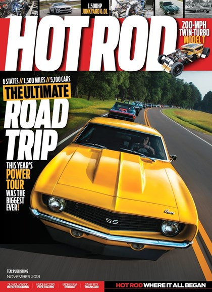 Hot Rod Cover - 11/1/2018
