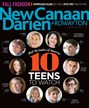 New Canaan Darien Magazine | 9/2018 Cover