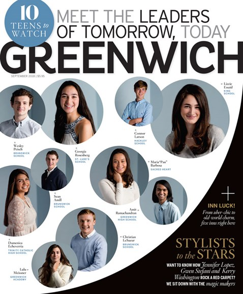 Greenwich Cover - 9/1/2018