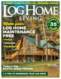 Log Home Living Magazine | 9/2018 Cover