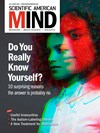 Scientific American Mind Magazine | 7/1/2018 Cover