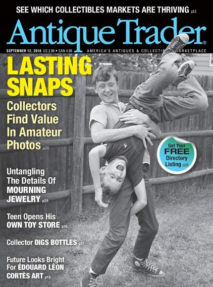 Antique Trader Cover - 9/12/2018
