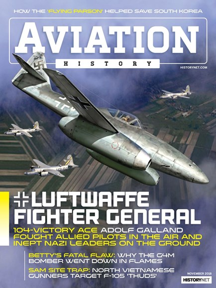 Aviation History Cover - 11/1/2018