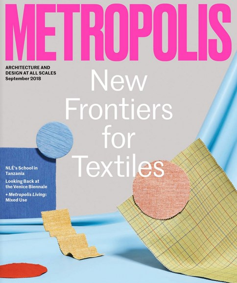 Metropolis Cover - 9/1/2018