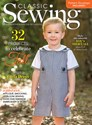 Classic Sewing | 9/2018 Cover