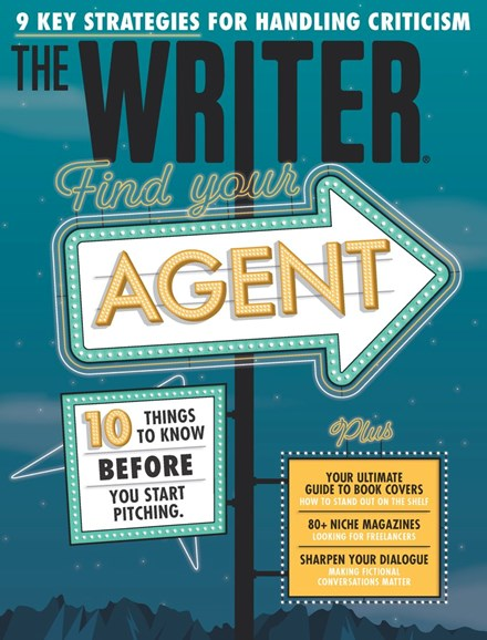 The Writer Cover - 10/1/2018