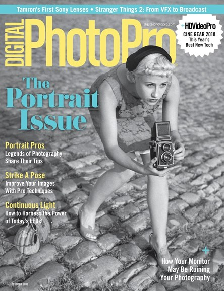 Digital Photo Pro Cover - 9/1/2018