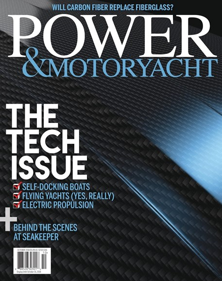 Power & Motoryacht Cover - 10/1/2018