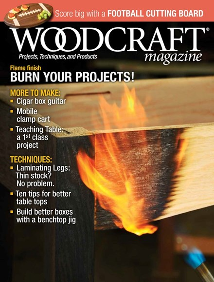 Woodcraft Cover - 10/1/2018