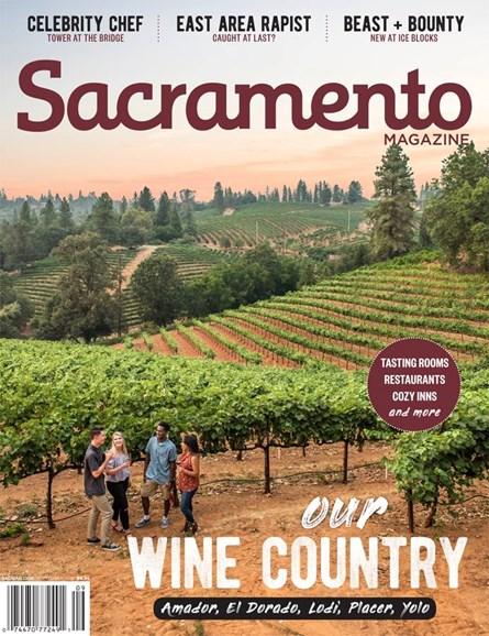 Sacramento Cover - 9/1/2018