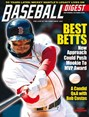Baseball Digest Magazine | 9/2018 Cover