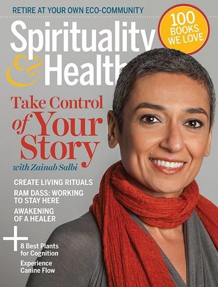 Spirituality & Health Cover - 9/1/2018