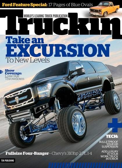 Truckin' Cover - 9/6/2018