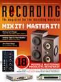 Recording Magazine   9/2018 Cover