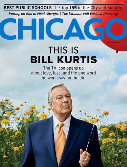 Chicago Magazine Cover - 9/1/2018