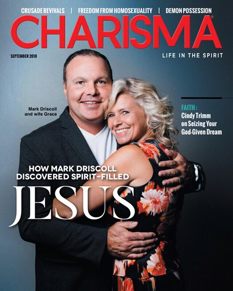 Charisma Cover - 9/1/2018