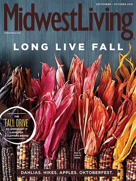 Midwest Living Cover - 9/1/2018
