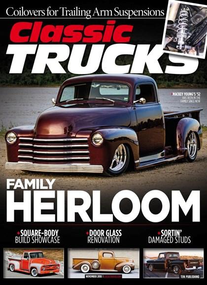 Classic Trucks Cover - 11/1/2018