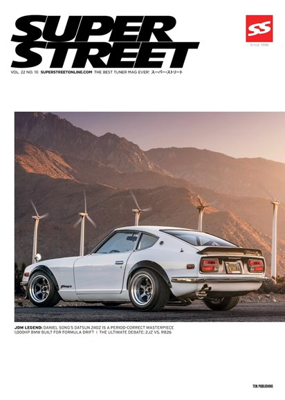 Super Street Cover - 10/1/2018
