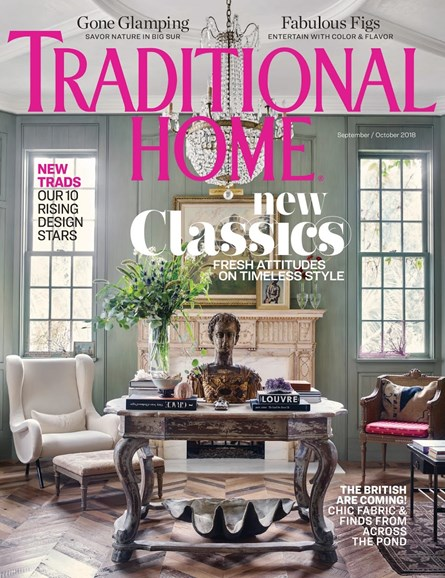Traditional Home Cover - 9/1/2018