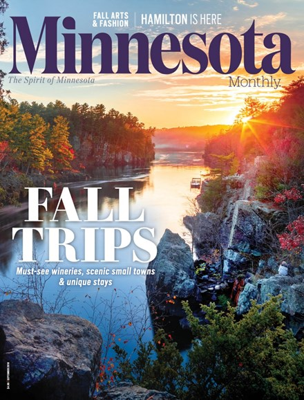 Minnesota Monthly Cover - 9/1/2018