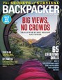 Backpacker Magazine | 10/2018 Cover