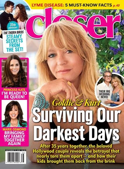 Closer Cover - 9/17/2018