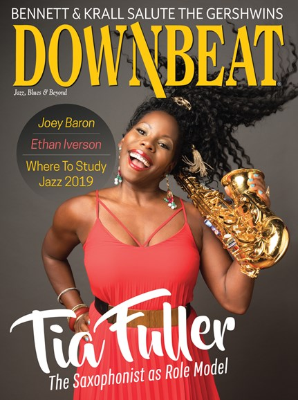 DownBeat Cover - 10/1/2018