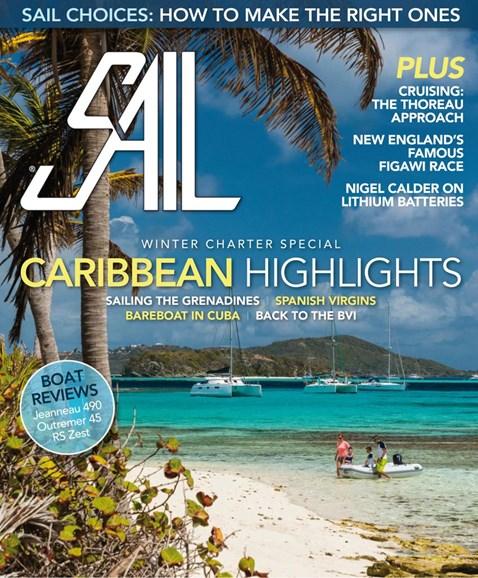 Sail Cover - 10/1/2018