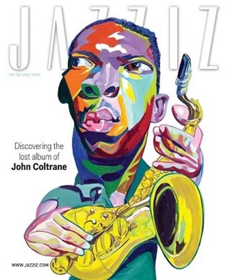 Jazziz Cover - 9/1/2018