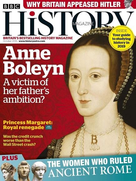 BBC History Cover - 10/1/2018