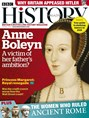 BBC History Magazine | 10/2018 Cover