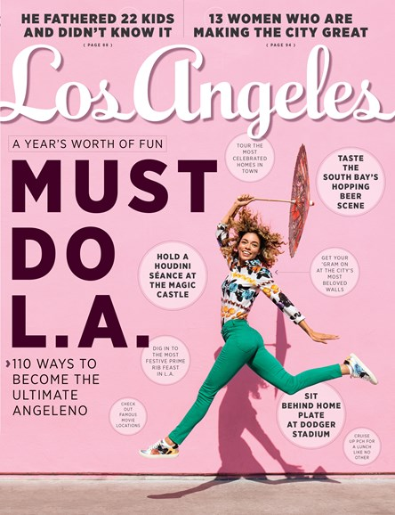 Los Angeles Cover - 9/1/2018