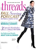 Threads Magazine 11/1/2018